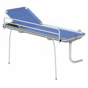 Amfora Shower Stretcher [Collection Tray]