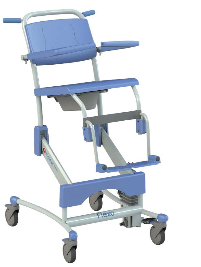 Flexo Shower Toilet Chair