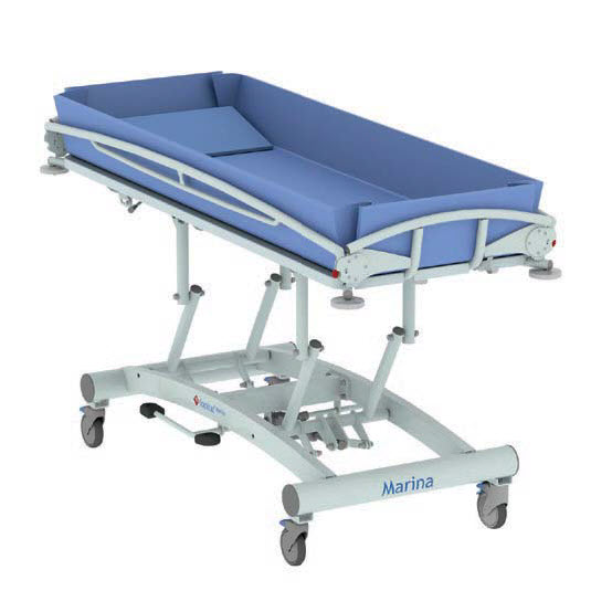 Marina Shower Trolley Hydraulic