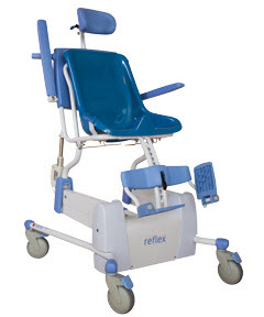 Relex Child Shower-Toilet Chair