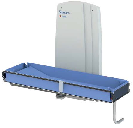 Sirocco Shower Stretcher