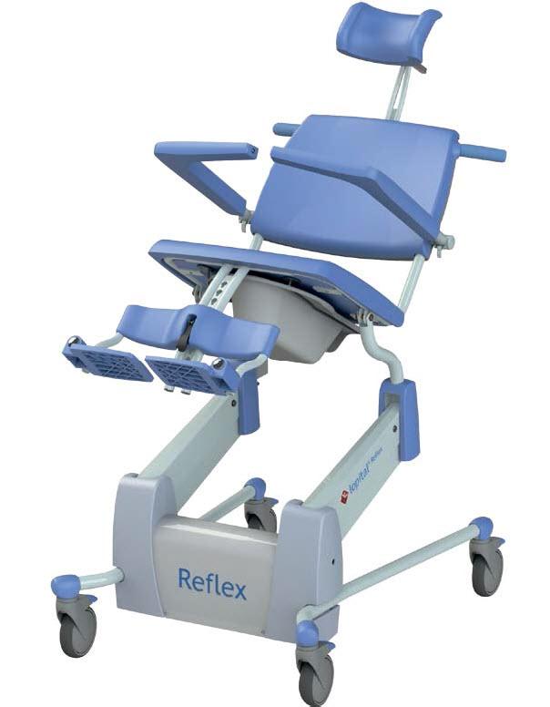 Relex Shower Toilet Chair