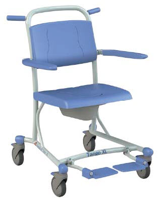 Tango XL Shower-Toilet Chair
