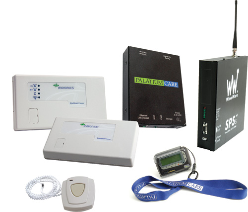 PalatiumCare Wireless Nurse Call System